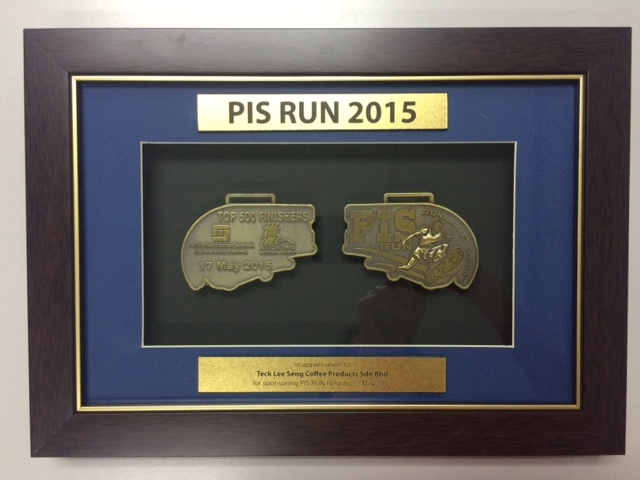 Sponsorship for PIS Run 2015